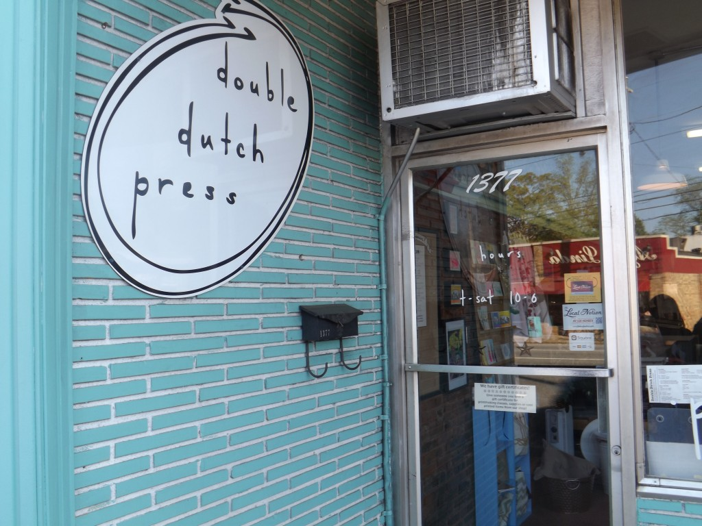 Double Dutch Press
